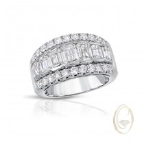 18K DIAMOND BAND OCA36922