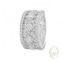 18K DIAMOND RING OCA38370