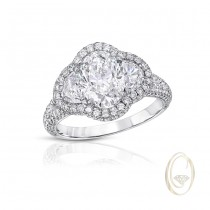 18K DIAMOND RING OCA40389